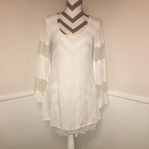 TOBI   white blouse